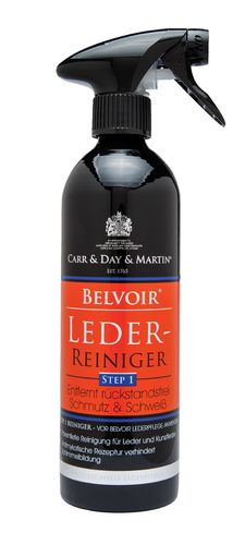 Belvoir Tack Cleaner Spray Step1, 500 ml