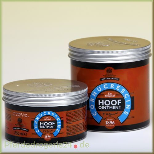 Cornucrescine Original Hoof Ointment 250 ml