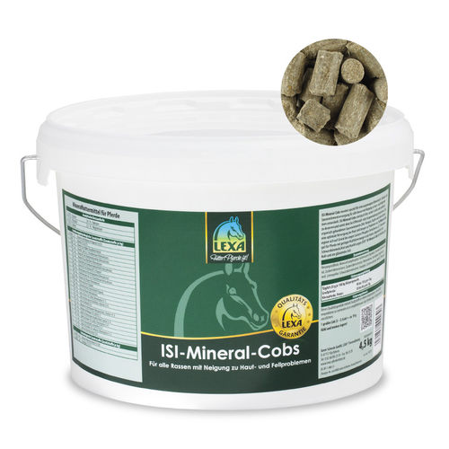LEXA - ISI-Mineral Cobs, 4,5 kg