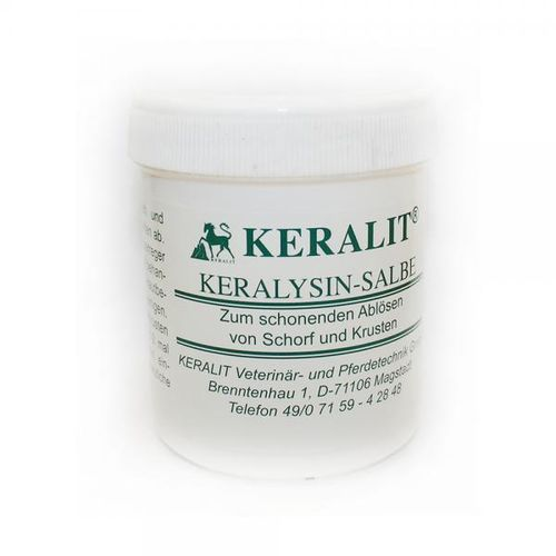 KERALIT Keralysin-Salbe 130 ml Dose